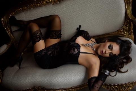 Sexy Boudoir Photography