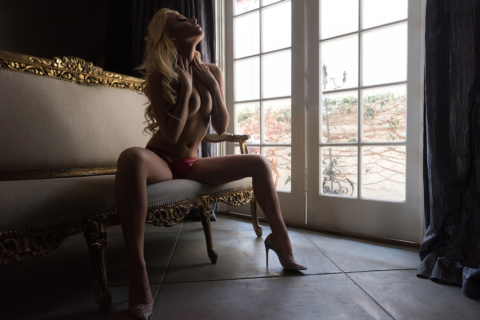 Luxury Boudoir Photography Los Angeles